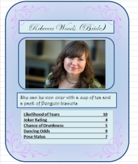 Wedding Top Trumps