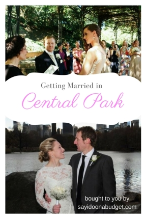 Wed in Central Park (1)