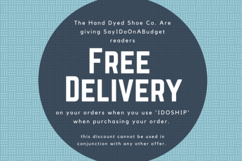 Free Delivery TheHandDyedShoeCo