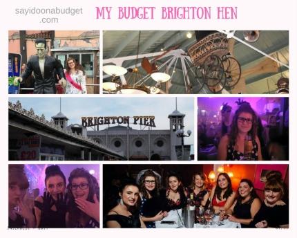 My Budget Brighton Hen