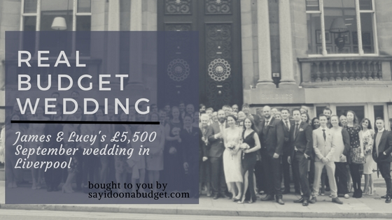 Real Budget Wedding