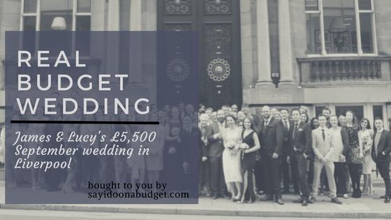 Real Budget Wedding