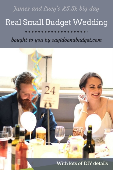 Real Life Budget Wedding