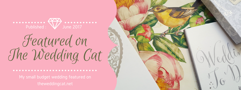 Featured onThe Wedding Cat