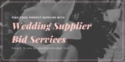 Header - bid services