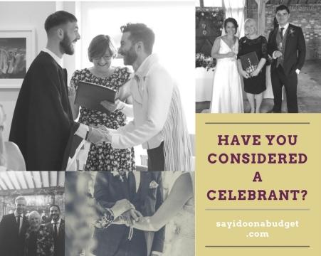 Wedding Celebrant Post