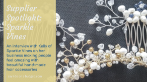 Sparkle Vines Supplier Spotlight blog