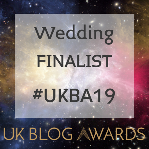 wedding finalist badge #ukba19
