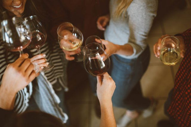 A Wine Potluck is a fun and low cost hen party activity