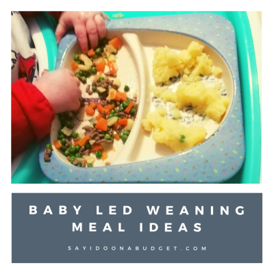 baby led weaning meal ideas cottage pie from sayidoonabudget.com