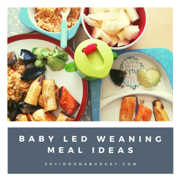 baby led weaning meal ideas roasted root veg medley from sayidoonabudget.com
